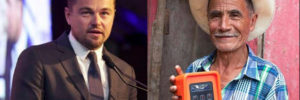 Leonardo DiCaprio will support Kingo